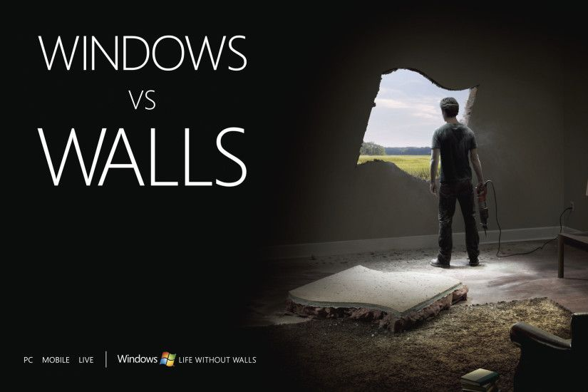 Live without Walls wallpaper 1920x1200 ...