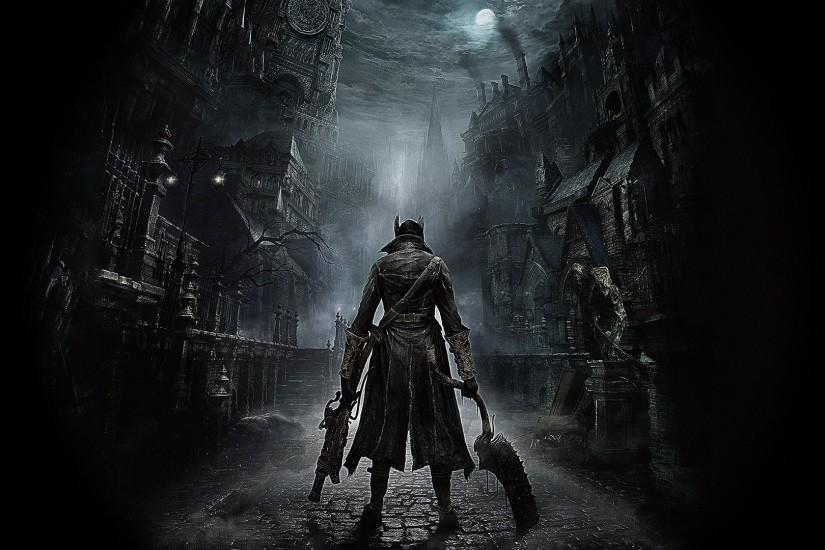 HD Wallpaper | Background ID:516663. 1920x1080 Video Game Bloodborne