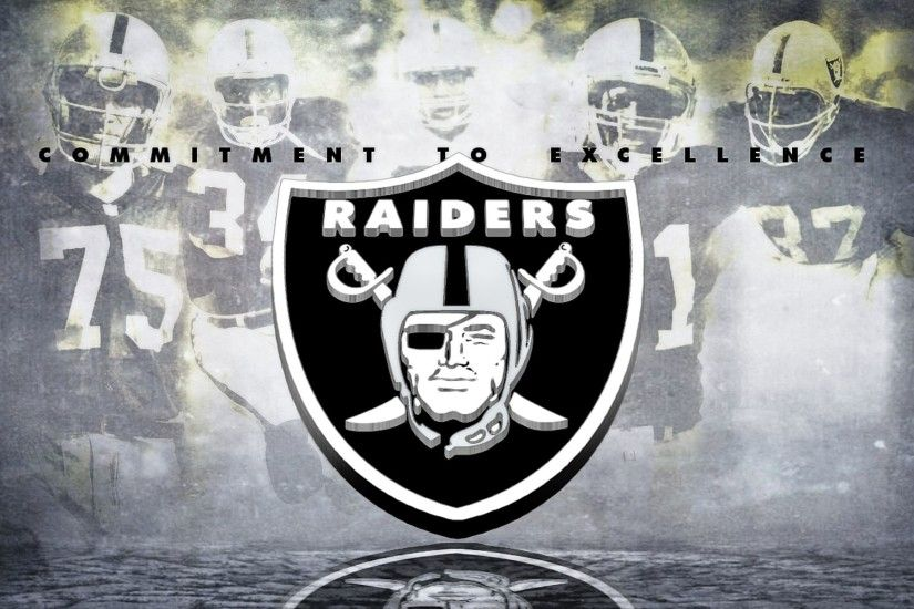 Oakland Raiders Logo Wallpaper 4816 1920x1200 px ~ WallpaperFort.com