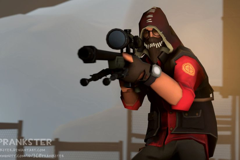 Tf2 Engineer Wallpaper Sfm] tf2 loadout - sniper