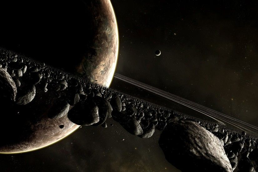 ... Background Full HD 1080p. 1920x1080 Wallpaper universe planet, planet,  disaster, space
