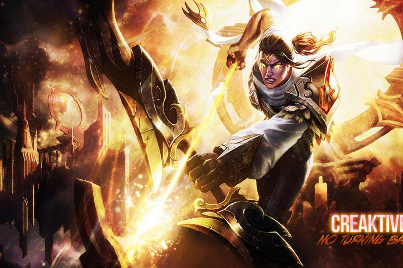 Arclight Varus Splash Art Edited by creaKtivedesigns Arclight Varus Splash  Art Edited by creaKtivedesigns