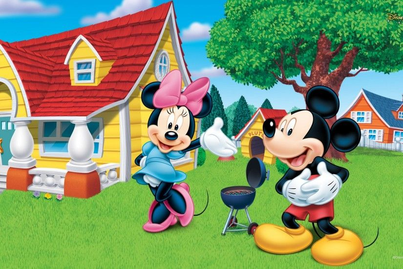 1920x1080 Mickey Mouse Clubhouse | Disney Junior