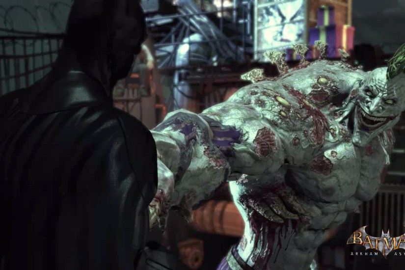 Image - Batman-Arkham-Asylum-Wallpaper-yuiphone-Batman-And-Joker-Titan-Punch.jpg  | Villains Wiki | FANDOM powered by Wikia
