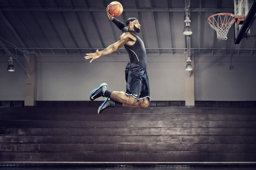 ... lebron james dunk wallpapers 1080p dodskypict ...