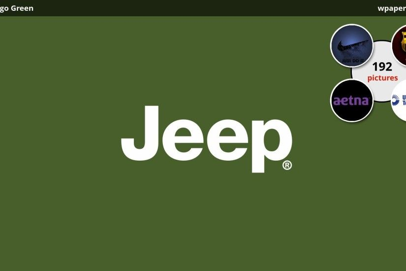 Jeep Logo Wallpaper Desktop