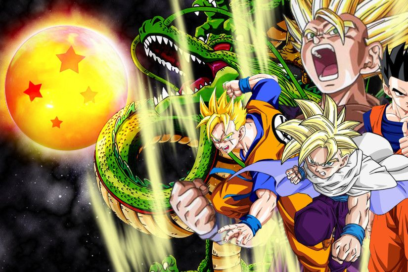 Gohan Vs Cell Wallpaper Gohan wallpaper by vulc4no