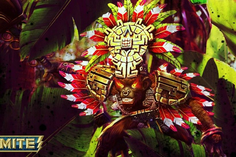 SMITE - Agni, God of Fire (Wallpaper) by Getsukeii on DeviantArt ...
