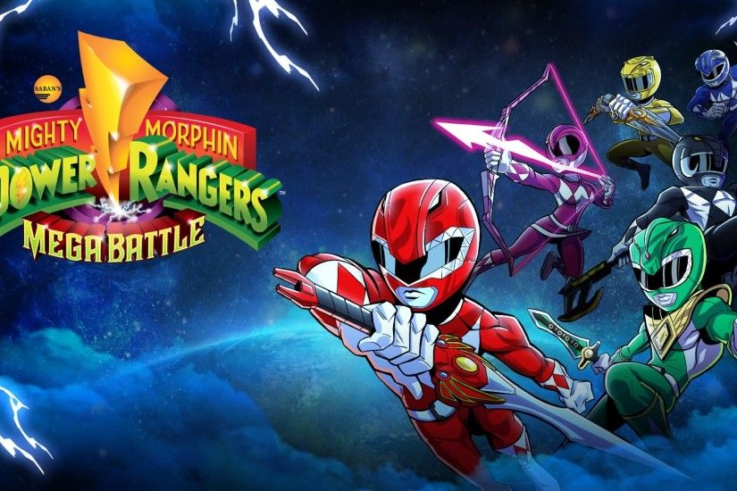 Mighty Morphin Power Rangers: Mega Battle Review