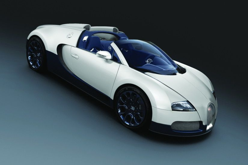 Next to the Veyron Super Sport Black Carbon Edition, Bugatti also brought  theVeyron Grand Sport Matte White to the Shanghai Auto Show.