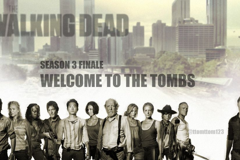 The-Walking-Dead-Season-3-Finale-Poster-Cast-