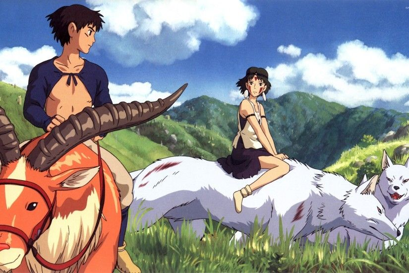 Princess Mononoke [2] wallpaper