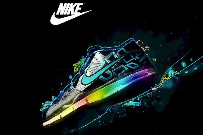 Download Nike Logo and Nike Air Shoes 2048 x 2048 Wallpapers - 4599904 -  nike shoes free store outlet logo slogan | mobile9