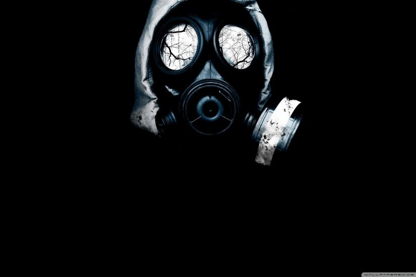 large gas mask wallpaper 2560x1600 ios