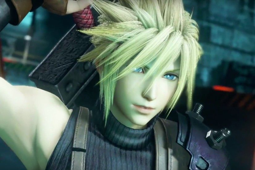 Dissidia Final Fantasy Arcade - Cloud Strife Japanese Trailer - YouTube