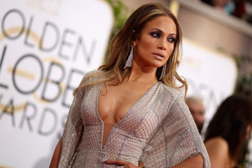 Female Celebrity 2016 Jennifer Lopez 4K Wallpaper