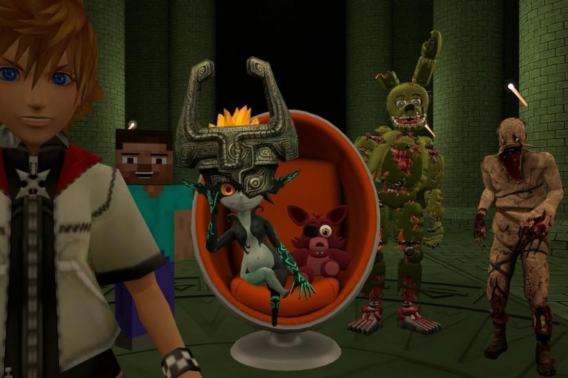 ... SFM Midna and Friends
