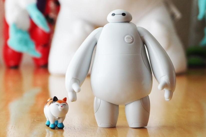 Disney Big Hero 6 Toys - Baymax & Mochi Action Figure Unboxing & Review -  YouTube