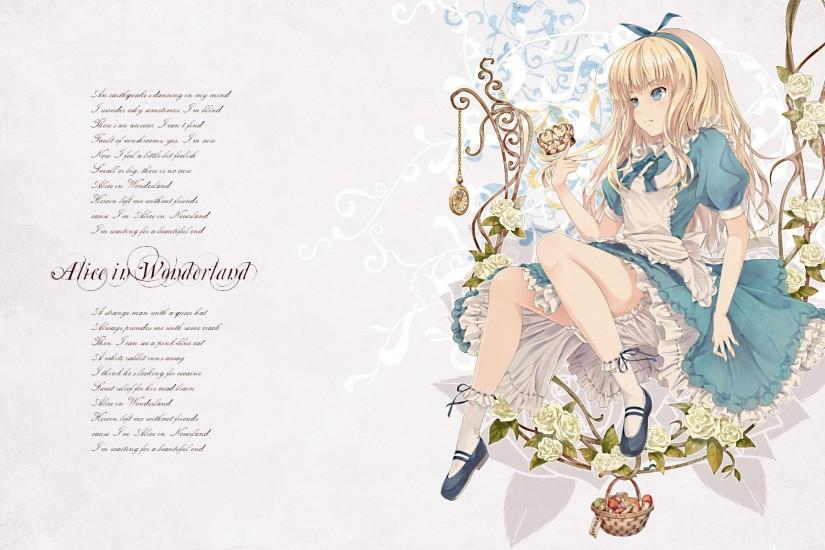 alice in wonderland wallpaper 1920x1200 meizu