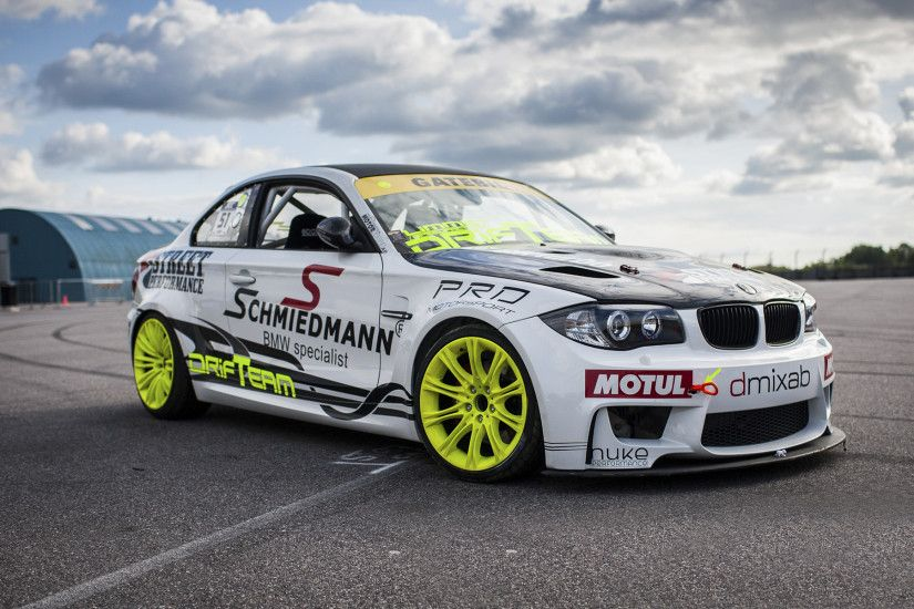 BMW Series 1 Drift Car