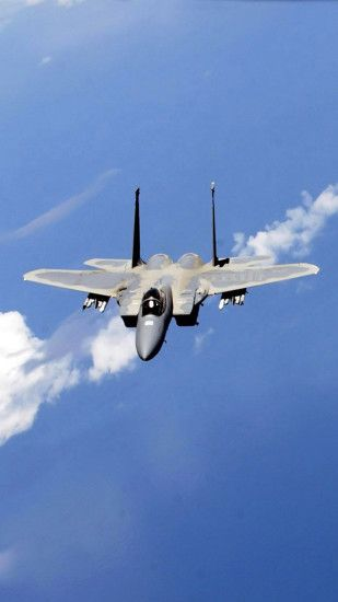 F-15 Eagle fighter iphone 6 plus wallpapers