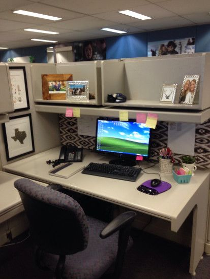 Simple cubicle ...