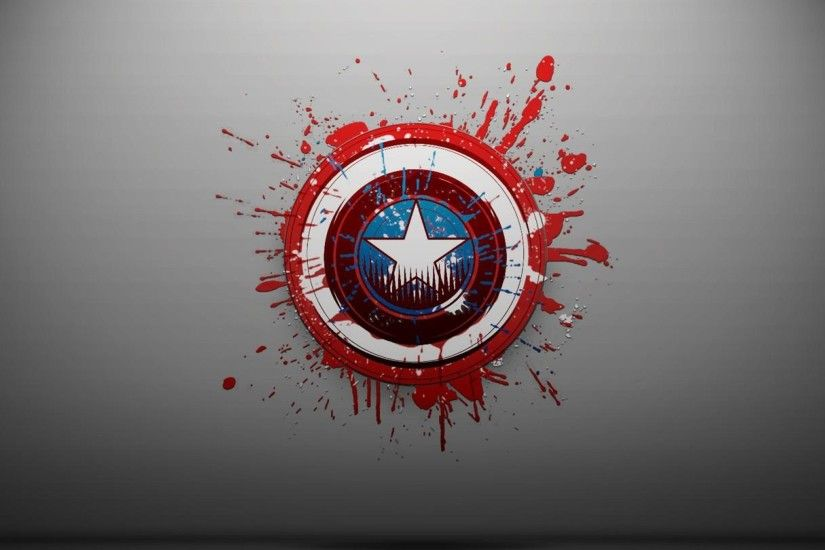 ... Captain America Wallpaper 4K ...