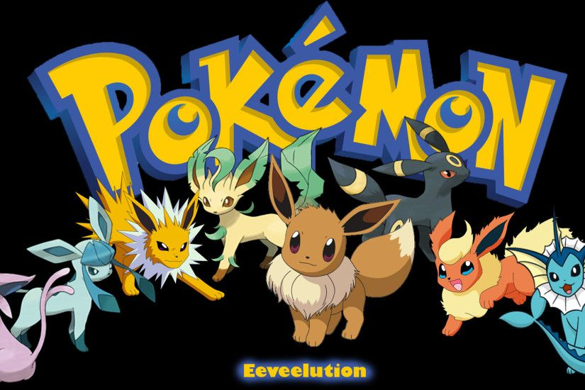 Eeveelution - Pokémon Wallpaper (32473155) - Fanpop fanclubs