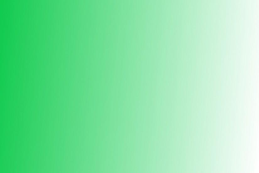 Green Side Gradient Background