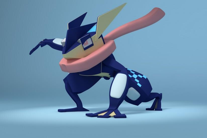 Greninja Wallpaper 1920x1080 15903 | DFILES