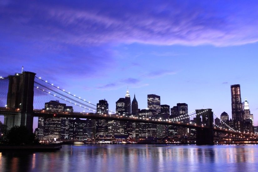 Impressive New York City HD Desktop Wallpaper