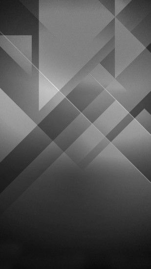 BLack and white Abstract wallpaper for mobile