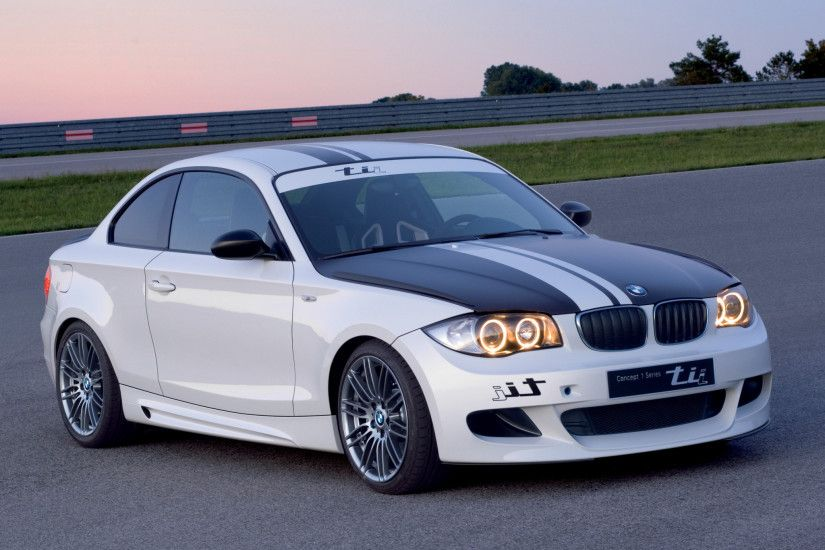 E82 BMW 1-Series Tii-Concept. This was the starting ground for M