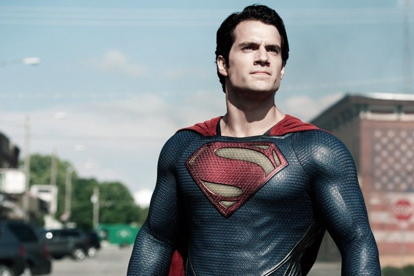 Movie - Man Of Steel Henry Cavill Superman Wallpaper