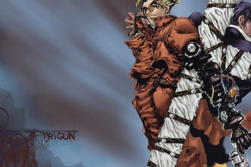 Trigun new wallpaper