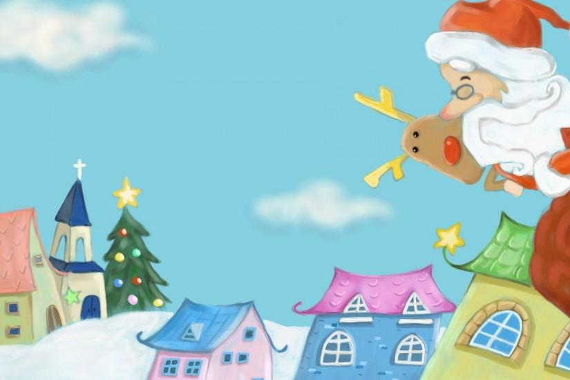 Top 10 cute christmas wallpapers and Desktop Windows | All for Windows .