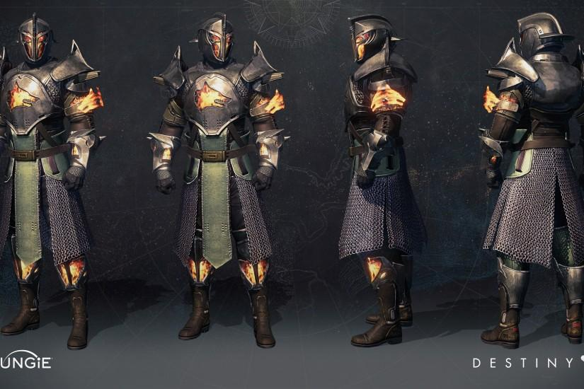 ArtStation - Destiny: Rise of Iron Ornamented Warlock , Allan Lee