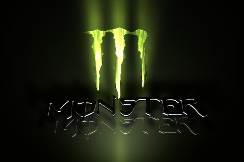 Cool Monster Logos Png 2340 monster energy Monster Energy And Fox Racing  Logo Wallpaper