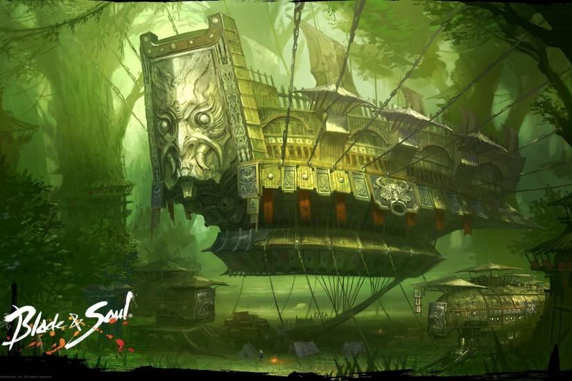 full size blade and soul wallpaper 1920x1200 for mac