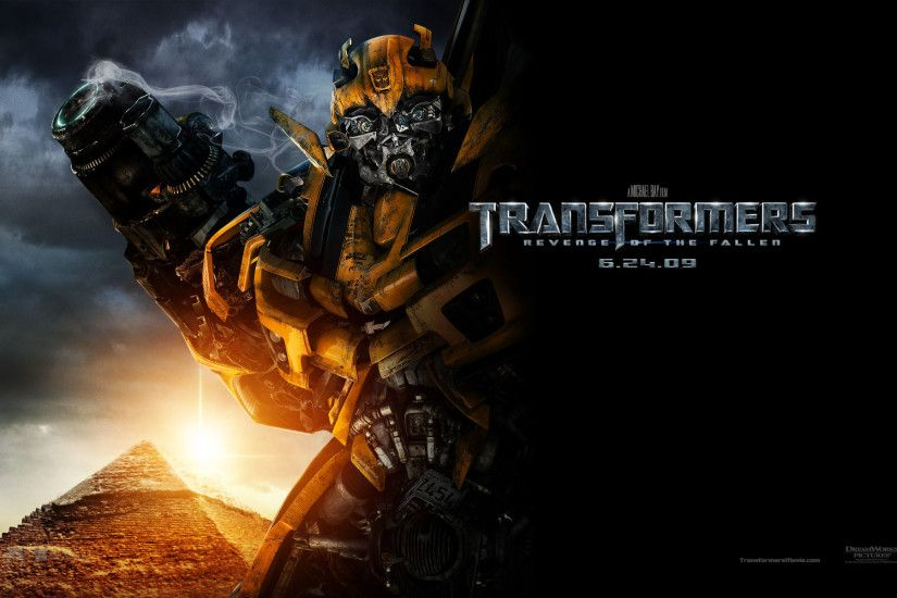 Bumble Bee Autobot in Transformers Revenge of the Fallen wallpaper - Click  picture for high resolution HD wallpaper