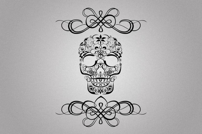 Sugar Skull Desktop Wallpaper Jpg 340 artistic skull