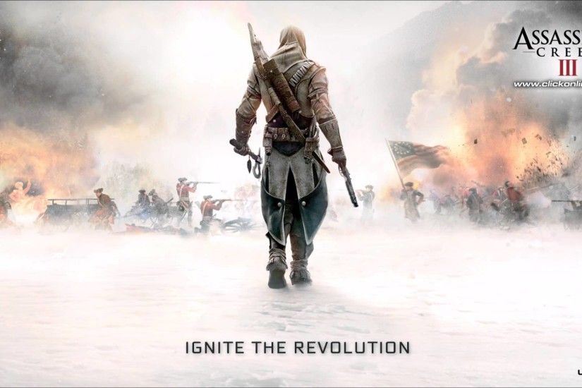 Assassin's Creed 3 Soundtrack - Trouble in Town (Lorne Balfe) - YouTube
