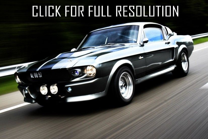 Ford Mustang Eleanor reviews, prices, ratings with - Ford Mustang Eleanor  Autoscout24