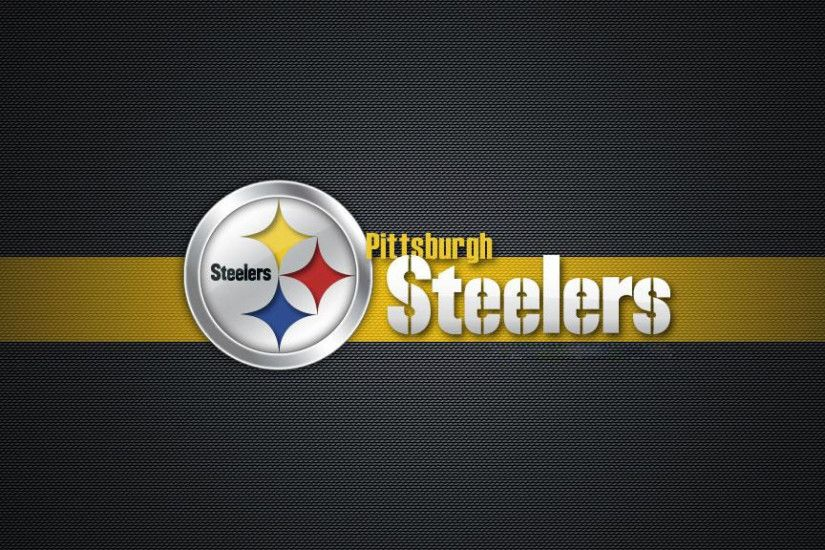 Sport Pittsburgh Steelers Logo Wallpaper HD.