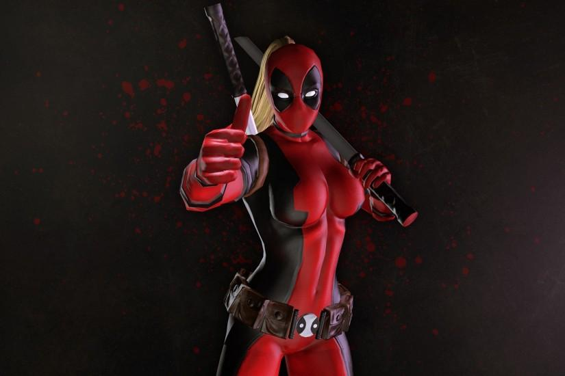 Deadpool HD Photo.