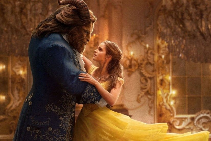 Beauty and the Beast 2017 Beast and ... Wallpaper #13426