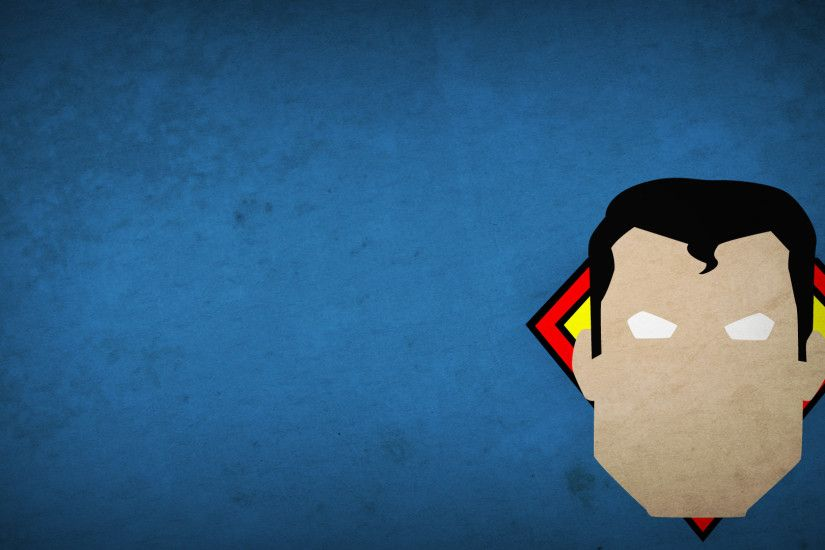 Minimalist Superhero Wallpapers!