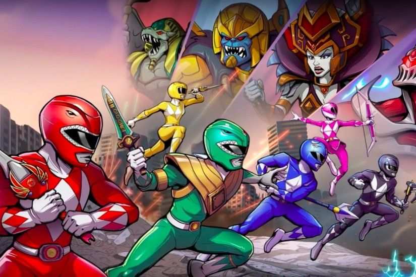 Mighty Morphin Power Rangers: Mega Battle wallpapers photo | Mighty Morphin  Power Rangers: Mega Battle wallpapers HD | Pinterest | Mighty morphin power  ...