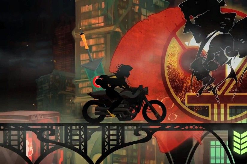 Video Game - Transistor Wallpaper