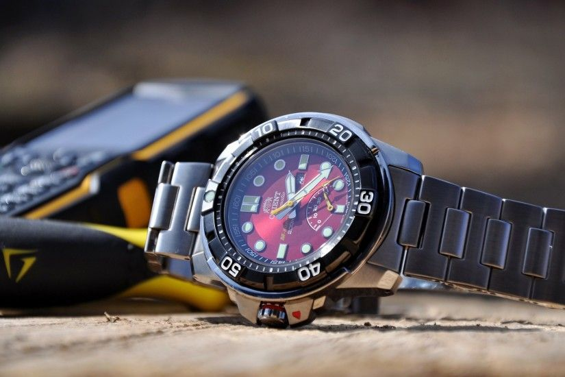 Find out: Orient M Force Automatic Scuba Diver Watch wallpaper on http://